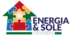 Energia e Sole concepts